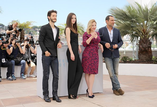 Vice Versa Photocall  - Cannes 2015