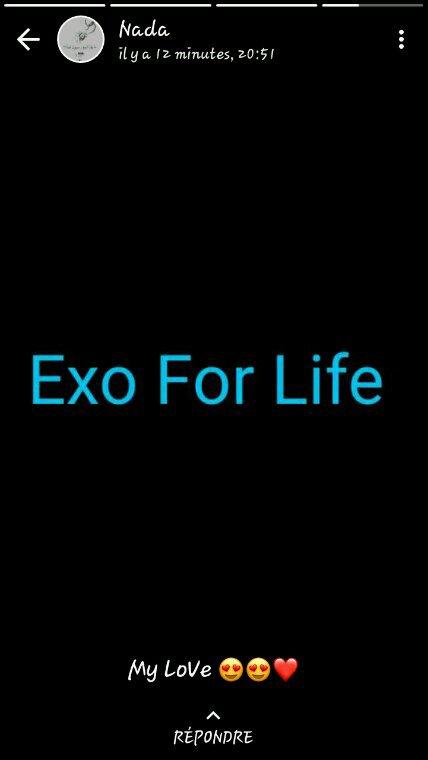 Exo is my life