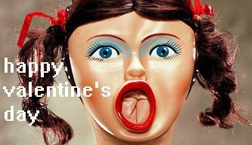 HAPPY VALENTINE'S DAY*
