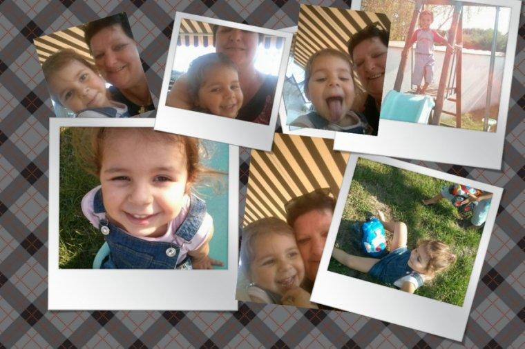Fin d'accueil pour Soanne et Mathis 3 ans