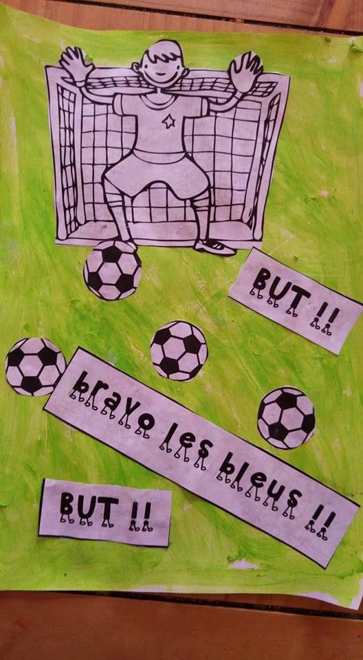 Bravo les bleus !! l'euro 2016 ..Bravo Antoine
