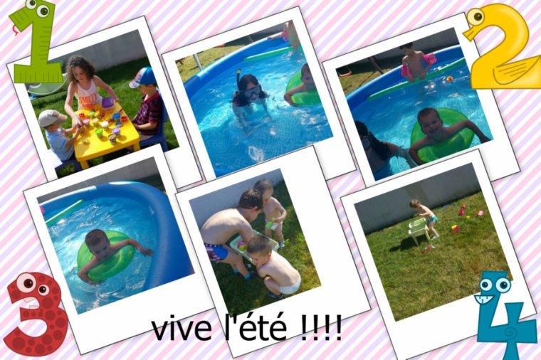 vive l'été !!
