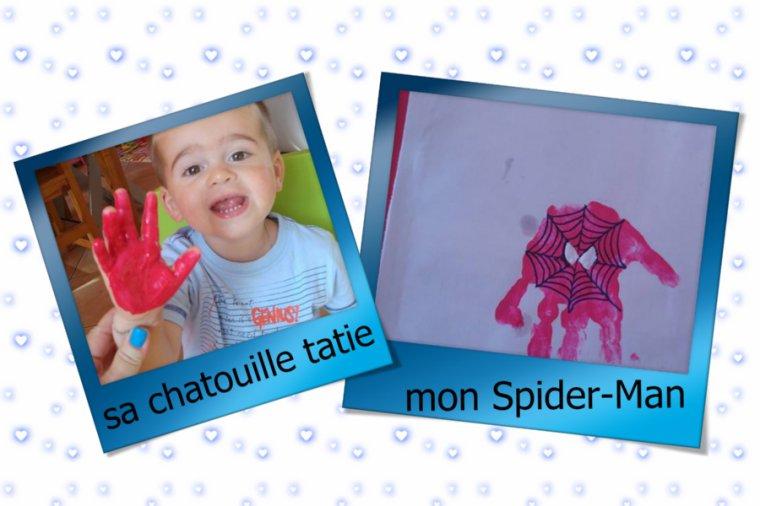 Spider-Man d'Antoine