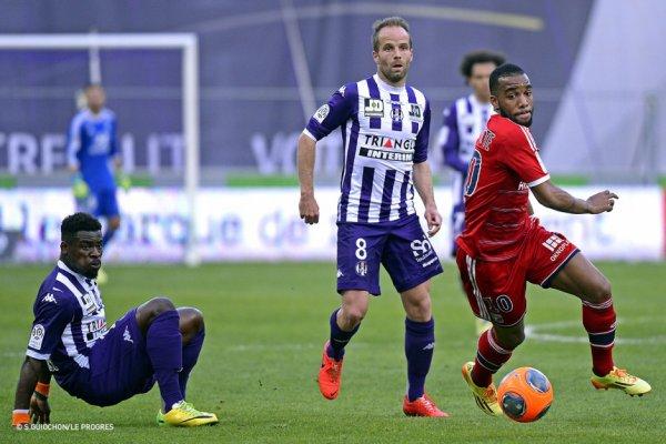 34 ème journée de Ligue1.