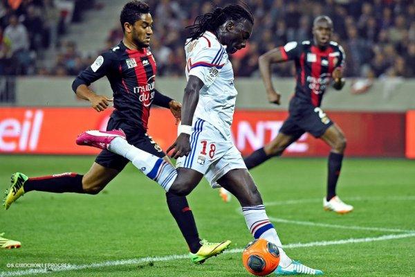 38 ème journée de Ligue1.