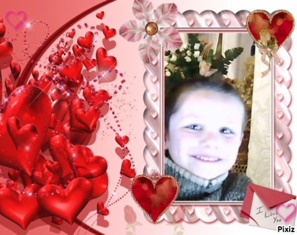 ma soeur sandrine moi mon filleule  christopher et ma niece amelia