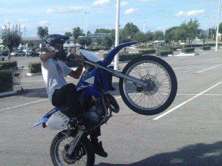 Petite session stunt du 07.08.2011
