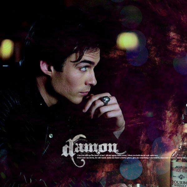 ~ Citations Vampires Diaries - Damon <3<3 ~