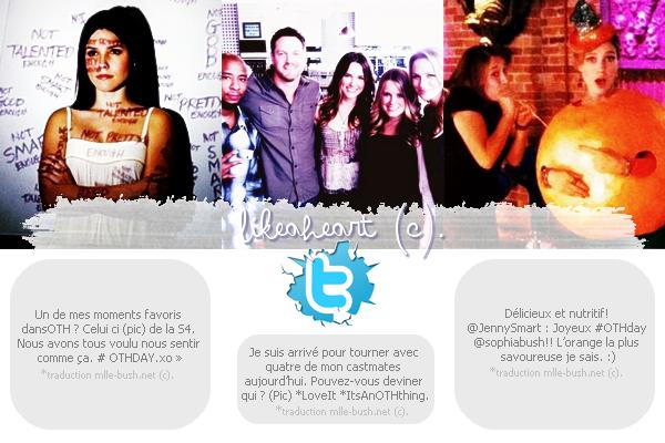 --------- ♦_FlashBack ; Sophia & Austin N. de sortie le o5 décembre 2010 + News Twitter.---------