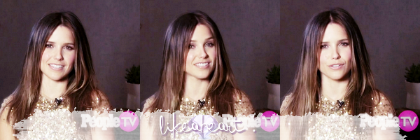 --------- ♦_Sophia en interview & de sortie le 11 octobre 2011 + News Twitter.---------