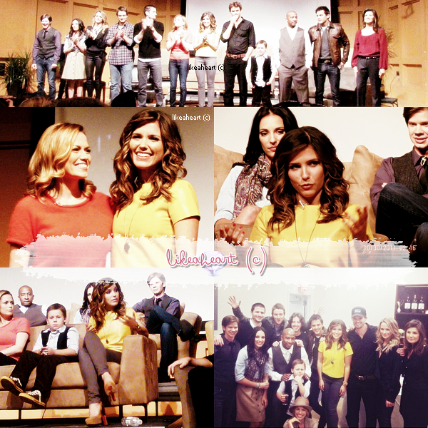 --------- ♦_Sophia en conférence le 30 octobre 2011 + News Twitter & Photos with fans.---------