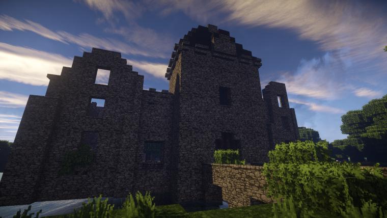 Le Puy du Ouf fait revivre les murs !