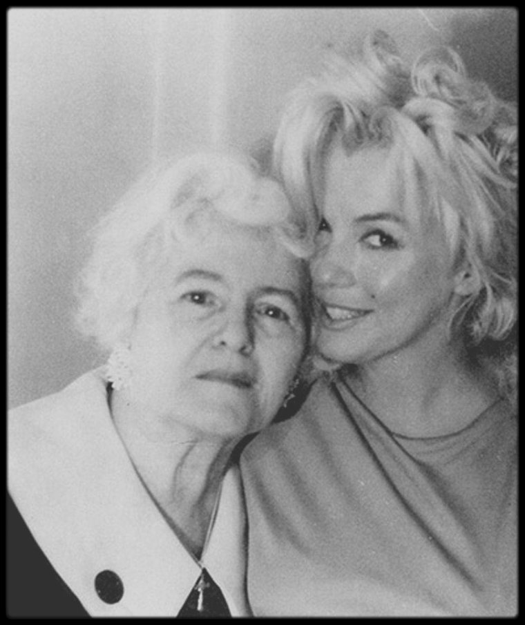 Hollywood 1962, Marilyn et deux amies, Anne et Mary KARGER.