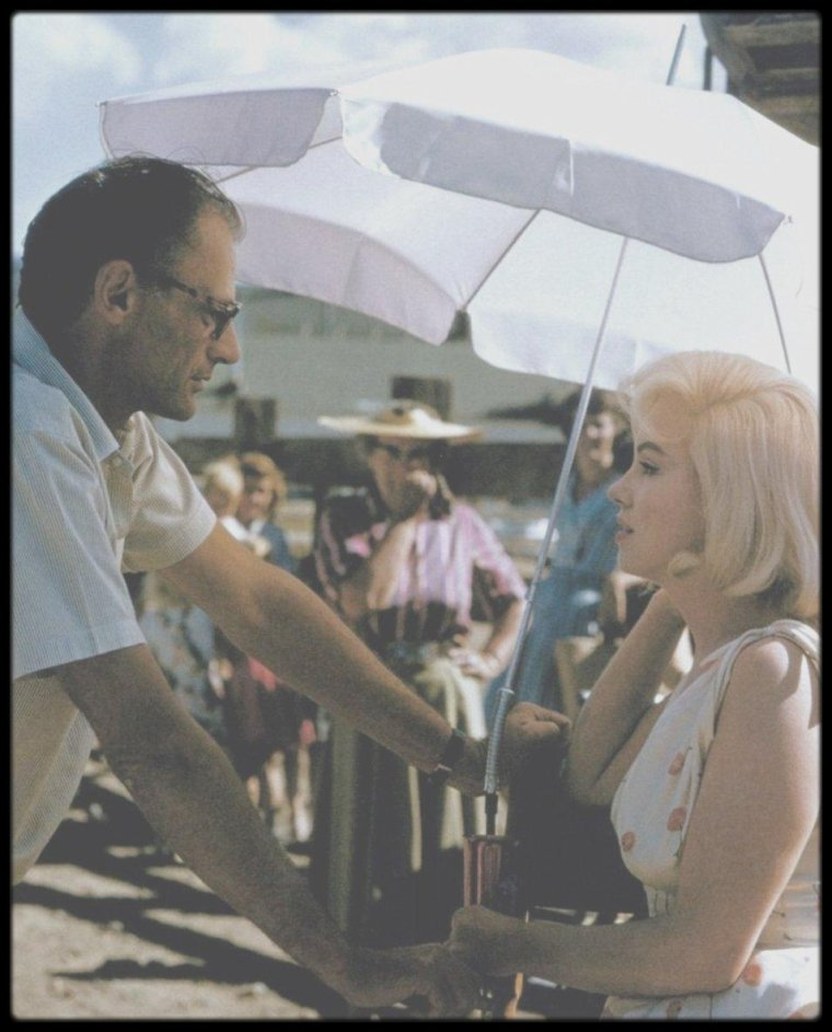 1960    un role sur mesure    u0026quot the misfits u0026quot  d u0026 39 arthur miller     photos inge morath and eve arnold