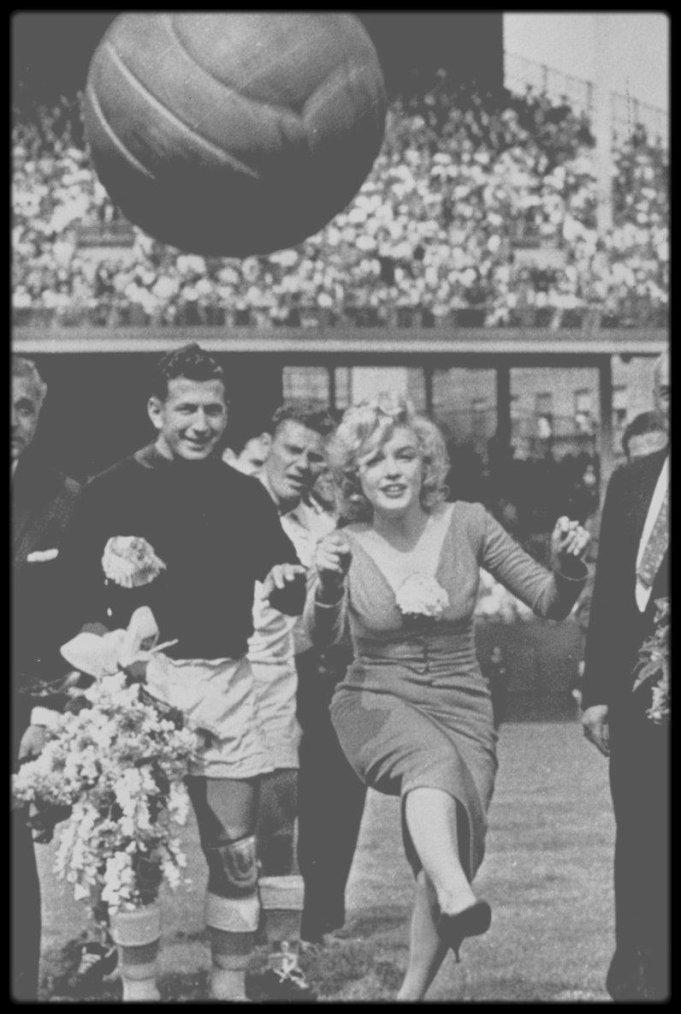 12 mai 1957     part iii  marilyn play football    histoire    a la sortie de la seconde guerre