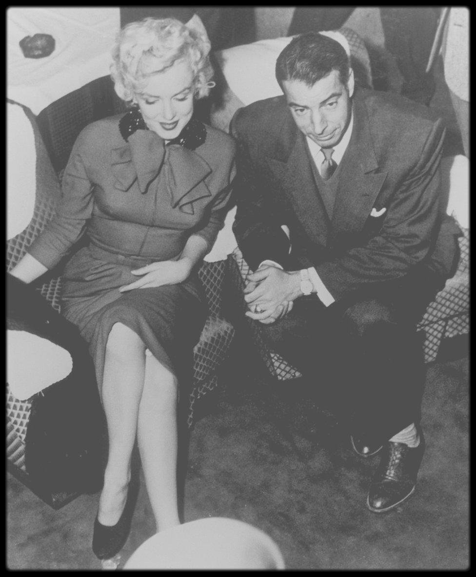 1952-62 / MARILYN et JOE