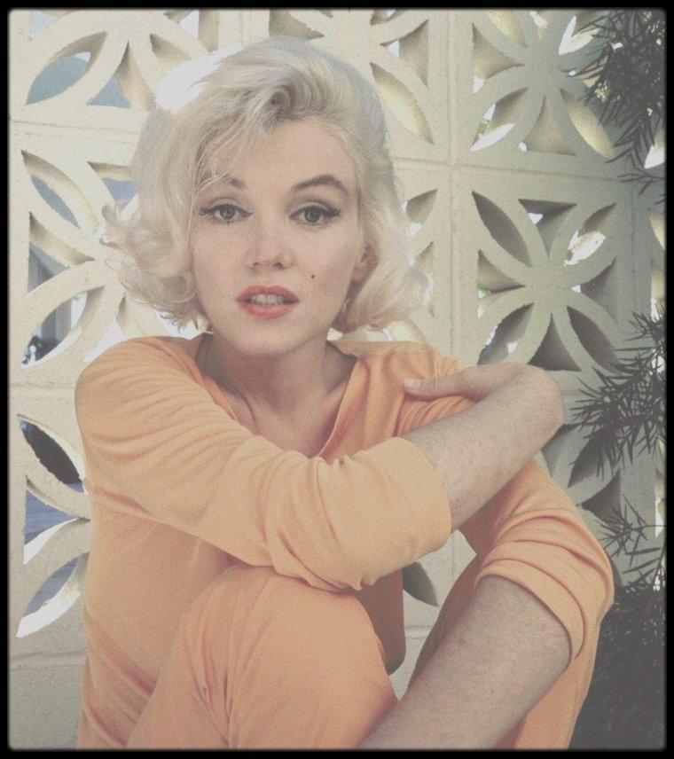 1962 / Marilyn by George BARRIS.