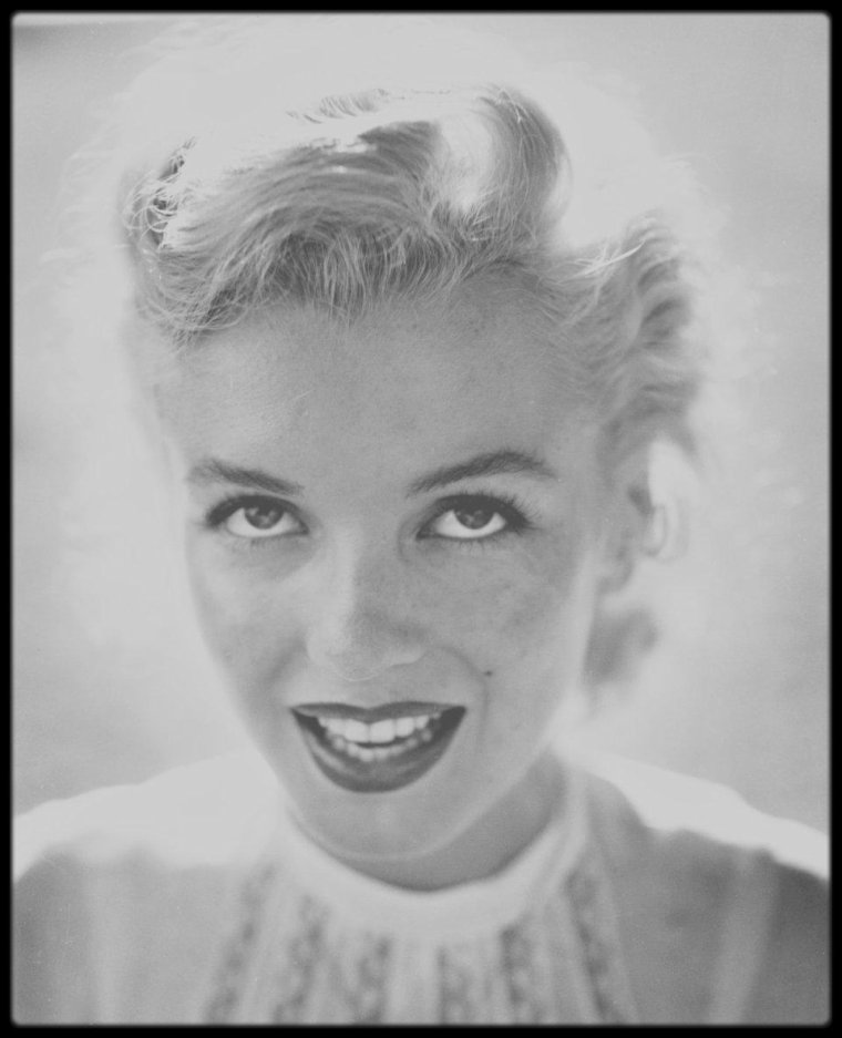 1951 / Marilyn by J R EYERMAN.