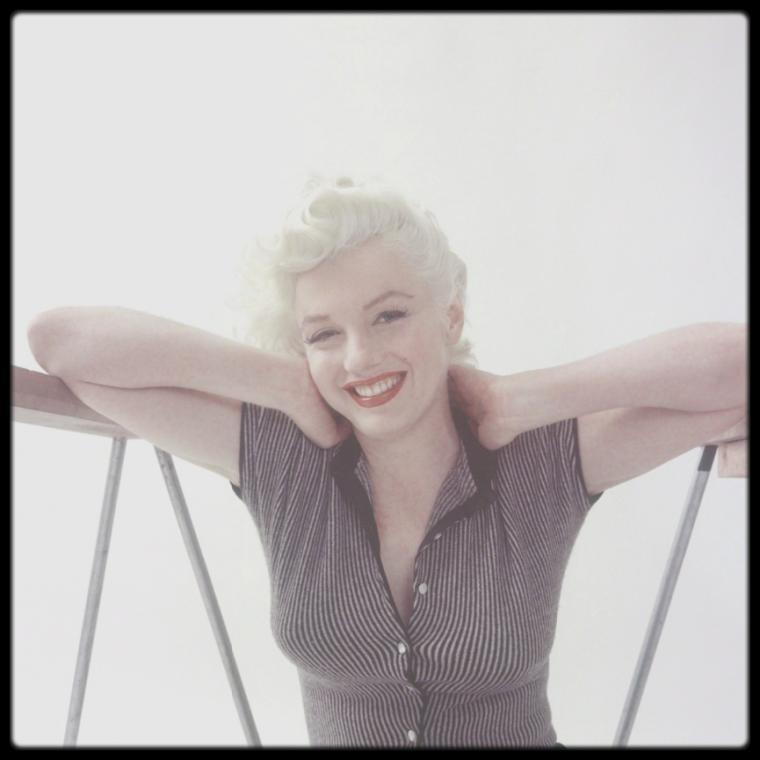 """""""Il faut sourire pour être belle."""" (Claude FRISONI)"""