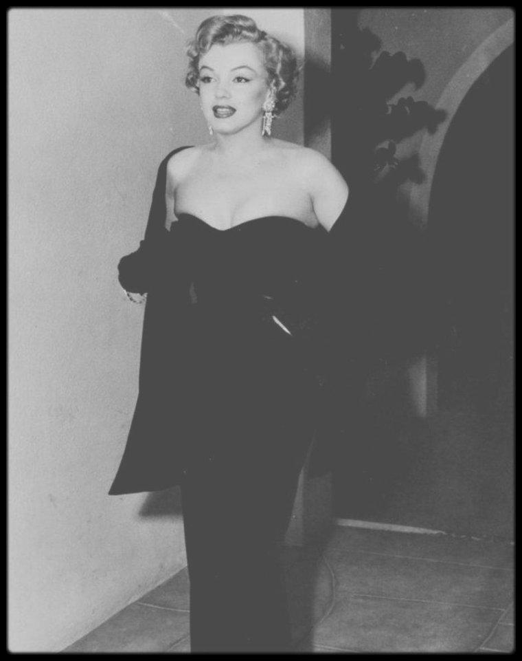 1950 / RARE Marilyn