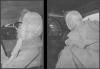 "27 Août 1956 / MILLER quitte Marilyn lors du tournage du film ""The Prince and the showgirl"", pour New York, afin de rejoindre le chevet de sa fille malade."