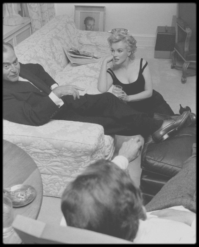 Blog de marilyn rare and candid page 74 marilyn monroe for Le chiffre treize