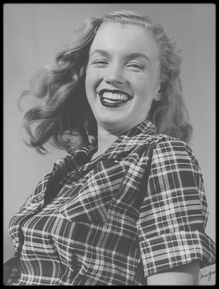 1946 / Young Norma Jeane by Joseph JASGUR.