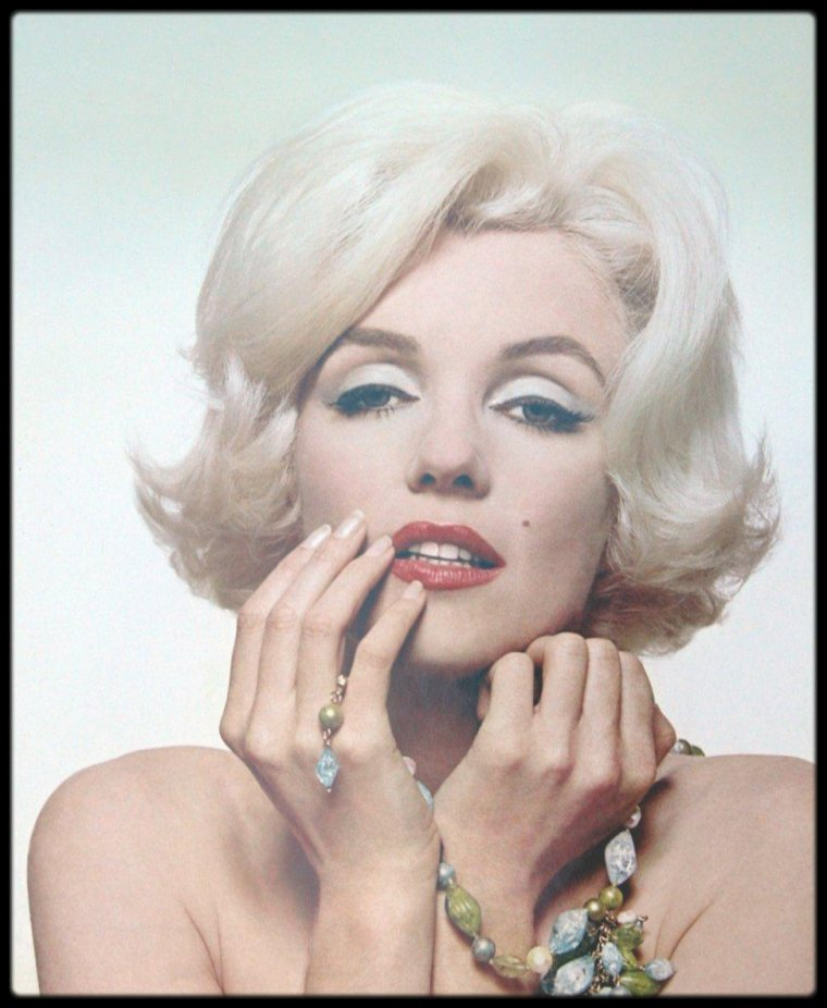 1962 / Wonderful ! Marilyn by Bert STERN.