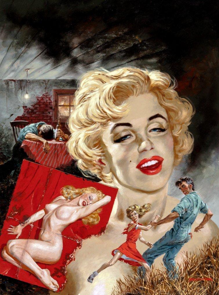"""Marilyn vue par divers artistes... En 2012, Marilyn MONROE affichait un revenu annuel estimé par le magazine """"Forbes"""" à 27 millions de dollars. Elle est de ce fait considérée comme l'icône féminine la plus lucrative au monde."""