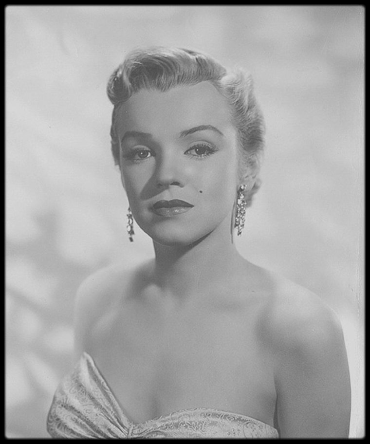 "1950 / Portraits publicitaires pour le film ""All about Eve"", du photographe Edward CLARK."