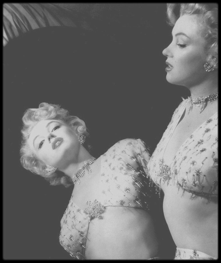 1952 / RARE Marilyn by Bob WILLET.
