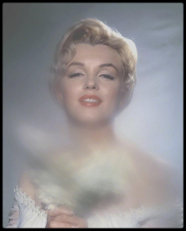 1956 / RARE Marilyn by Jack CARDIFF.