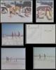 1961 / RARES INSTANTANES DE VACANCES / Quand Marilyn et Joe prennent du bon temps du côté de Redington beach en Floride...
