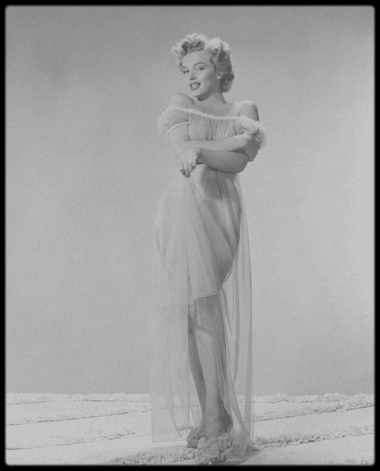 Marilyn vous souhaite une belle fin de soirée !
