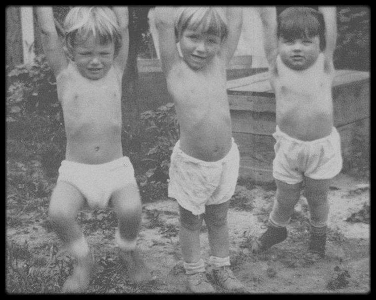 1928-38 / LE TEMPS DE L'INNOCENCE !
