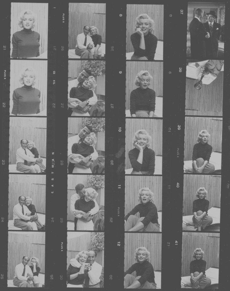 1953 / LES NEWS d'Alfred EISENSTAEDT.