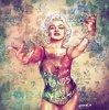 "Marilyn ""croquée"" par divers artistes ! (Part III)."