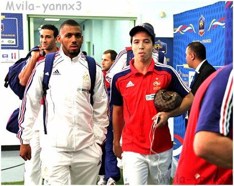 Passé de CFA a Pro et de pro a l'équipe de France.