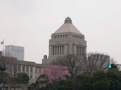 LA POLITIQUE DU JAPON