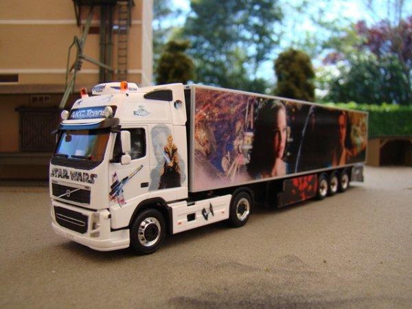 Volvo FH AKC-Trans / Star Wars