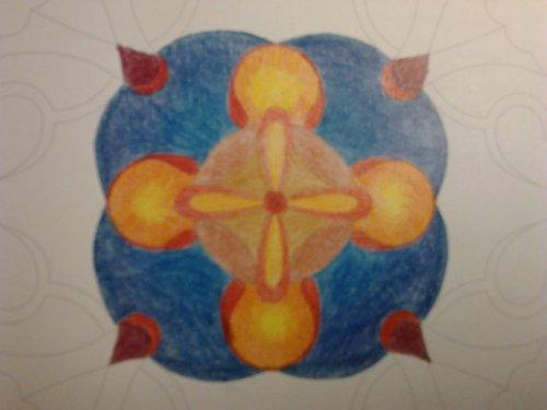 Mandalas dessin
