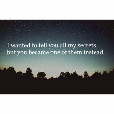 Es ist die Eifersucht die mich auffrisst, immer dann wenn du nicht in meiner Nähe bist...