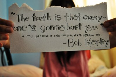 Mit jedem deiner Fehler.