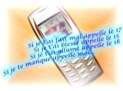appelle moi si je te manque