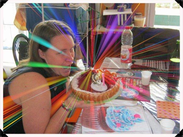 anniversaire de nanou le 16 juin 24 ans