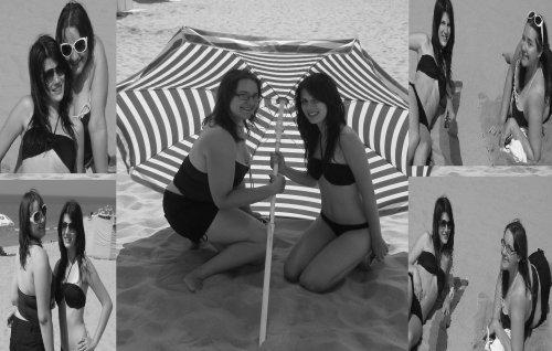 Une journée à la mer à nous 2 ! ♥