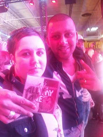 DJ ASSAD avec DJ LASSYA En Mode ALL MY LOVE