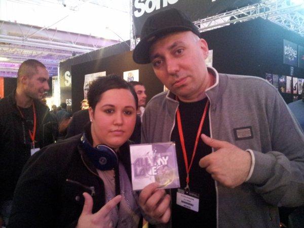 DJ GOLDFINGERS avec DJ LASSYA En Mode ALL MY LOVE