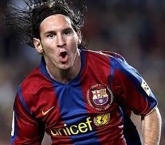 splendid and the best player age ******messi******