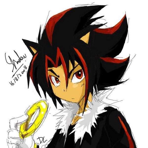 Shadow,Sonic,Silver